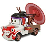 Disney Cars 2 Kabuki Mater – Die Cast 1:48 Scale