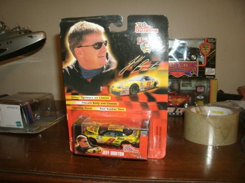 Racing Champions 1998 Jeff Burton #99 50th Anniversary Nascar Diecast Car