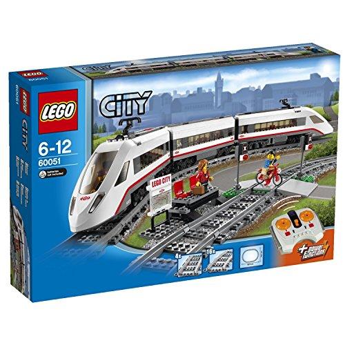 LEGO CITY EISENBAHN MEGA SPARSET 60051 7895 7499+7499