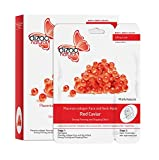Face Mask (Face, Neck, Eyelids)Red Caviar. Placenta-Collagen Mask. Strong Firming, Shaping. 2 Step: Hyaluronic Cream. natural face lift, non surgical face lift, face lifting, natural face lifts ...
