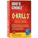 Krillöl nach Dr. Udo Erasmus, 60 Kps.