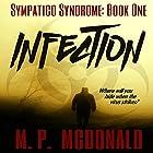 Infection: A Pandemic Survival Novel: Sympatico Syndrome, Book 1 Hörbuch von M.P. McDonald Gesprochen von: Scott Berrier