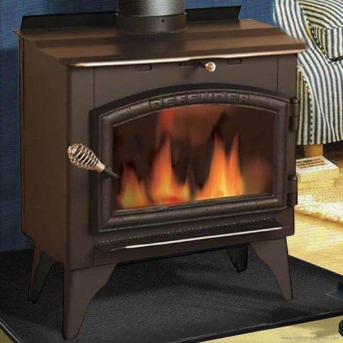Review: Vogelzang Defender TR001 - Review: Vogelzang Ponderosa TR007 - Finest Fires