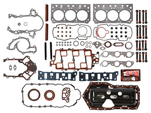 Fits 95-03 Chevy Buick Oldsmobile Pontiac 3.8 1st 2nd Des VIN 2 K Full Gasket Set