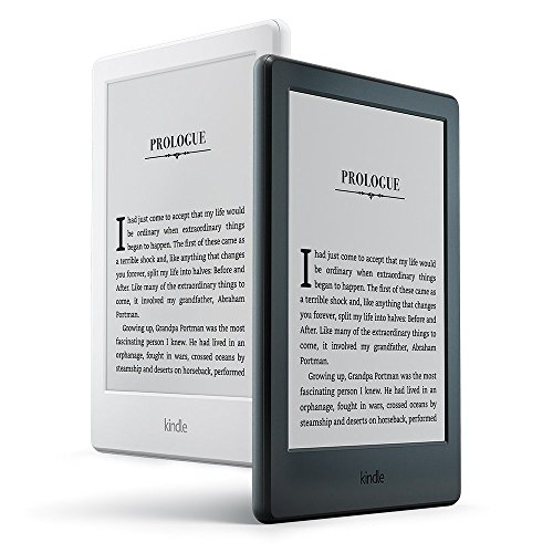 All-New Kindle E-reader - Black, 6