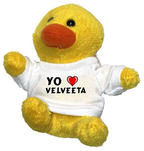 pollo-de-peluche-llavero-con-amo-velveeta-en-la-camiseta-nombre-de-pila-apellido-apodo