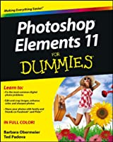 Photoshop Elements 11 For Dummies Front Cover