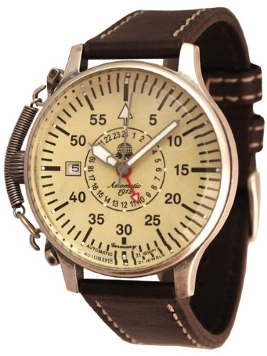 Aeromatic-1912-Automatic-24-Hour-Watch-Large-Minutes-and-Spring-Crown-Guard-A1394