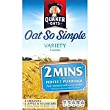 Quaker Oat So Simple Variety Pack 297g