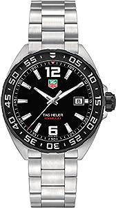 TAG Heuer Men's WAZ1110.BA0875 Stainless Steel Watch