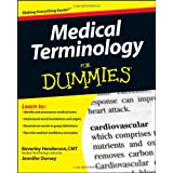Medical Terminology For Dummiesby Beverley Henderson