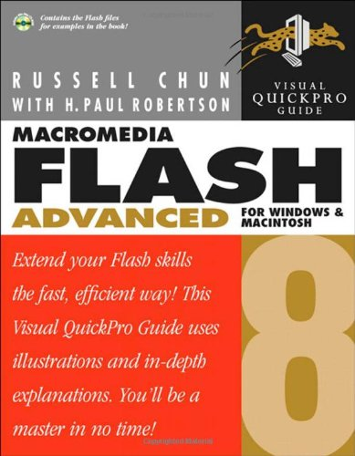 Macromedia Flash 8 Advanced for Windows and Macintosh:...
