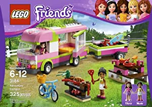 LEGO Friends 3184 Adventure Camper from LEGO Friends