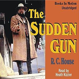 Sudden Gun Audiobook