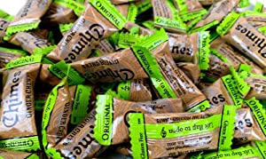 Chimes Original Ginger Chews, 1lb Bag