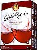 カルロ ロッシ カリフォルニア レッド3L (バックインボックス 赤ワイン)