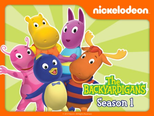 Kids on Fire: The Backyardigans on Prime Instant Video!