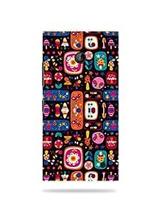 alDivo Premium Quality Printed Mobile Back Cover For Nokia Lumia 735 / Nokia Lumia 735 Back Case Cover (KT293)