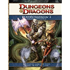 Dungeons & Dragons: Player's Handbook 2
