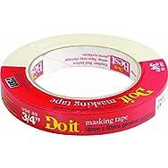 Do it General-Purpose Masking Tape-3/4