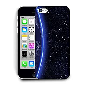 Snoogg Abstract Stars Printed Protective Phone Back Case Cover For Apple Iphone 6 / 6S