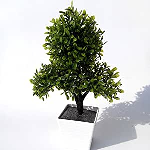 Buy artificial plants bonsai for home decorative for Artificial flowers for home decoration india