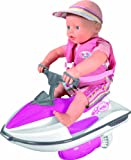 ZAPF My Little Baby Born Water Fun Jetski and Doll