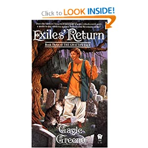 Exile's Return (Ghatti's Tale) by Gayle Greeno
