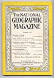 img - for The National Geographic Magazine, March 1942 (Volume LXXXI (81), Number Three (3)) book / textbook / text book