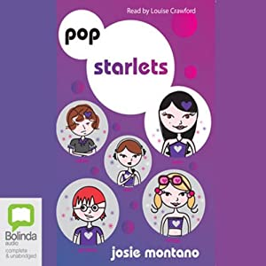 Pop Starlets Audiobook