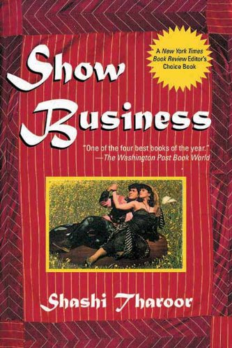 Show Business: A Novel of India Image