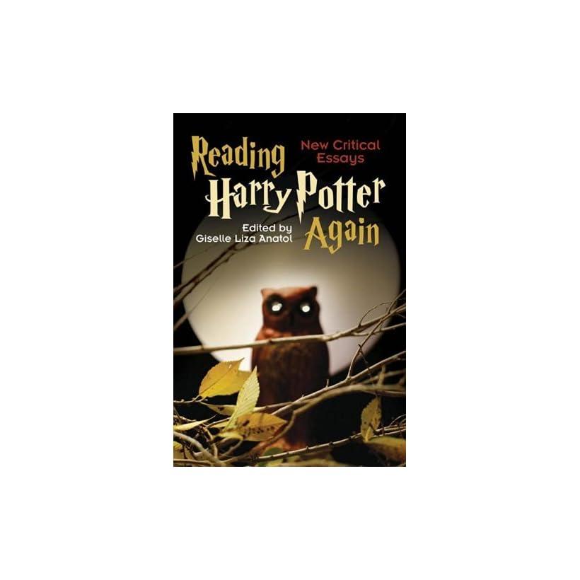 reading harry potter essays