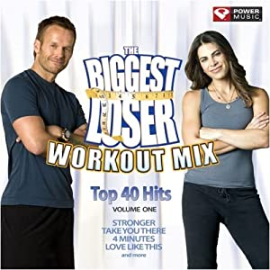 The Biggest Loser Workout Mix - Top 40 Hits Volume One