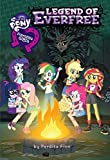 img - for My Little Pony: Equestria Girls: The Legend of Everfree book / textbook / text book