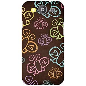Printland Designer Back Cover for Samsung Galaxy S3 Neo Case Cover