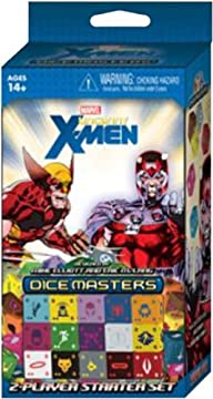 Marvel Dice Masters: The Uncanny X-Me…