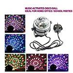 RGB Stage Laser Light Magic Ball Part...