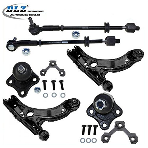 dlz-brand-new-complete-6-pcs-front-suspension-kit-2-front-lower-control-arm-2-front-lower-ball-joint