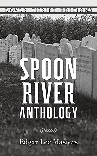 Spoon River Anthology (Dover Thrift Editions) (Spoon River Anthology compare prices)