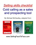 COLD CALL SALES AND PROSPECTING CHECK...