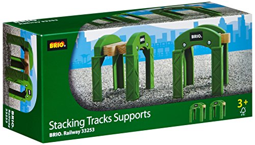 Stacking Track Supports - 1