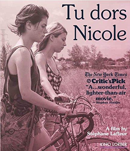 Tu dors Nicole [Blu-ray]