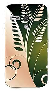 TrilMil Printed Designer Mobile Case Back Cover For Motorola Moto G (1st Generation), Moto G1, Moto G (1st Gen) XT1032, Moto G (First Gen)
