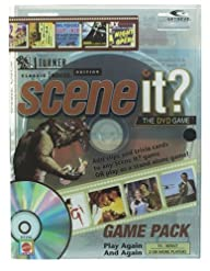 Scene It? Super Game Pack DVD – Turne…
