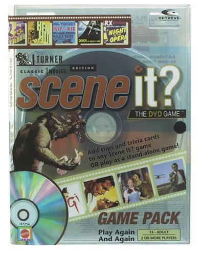 Scene It? Super Game Pack DVD - Turner Classic Movies Edition