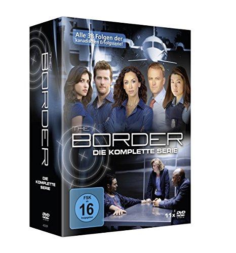 The Border - Die komplette Serie (11 Discs)