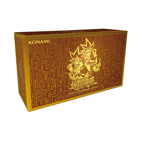 Konami - Yu-Gi-Oh! Il Re Dei Giochi - I Deck Leggendari Di Yugi - Edizione Inglese