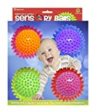 Ball Bounce and Sport 54-4403 Sensory Knobby Balls Infant, Baby, Child