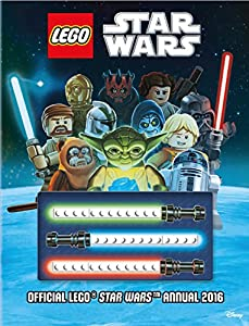 The Official Lego Star Wars Annual (Lego Annuals)