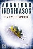 Frevelopfer: Island-Krimi (German Edition)